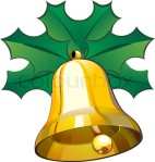 2122820-868558-christmas-bell-in-holly-leaves-as-a-symbol-of-holiday