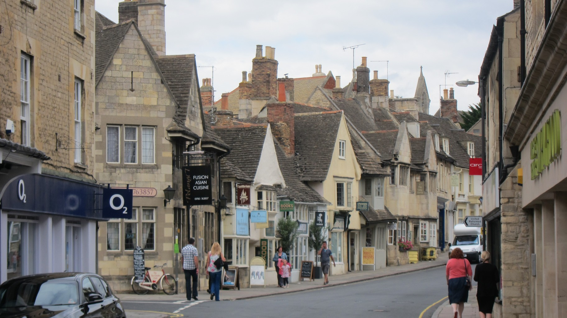 Pictures of stamford lincolnshire