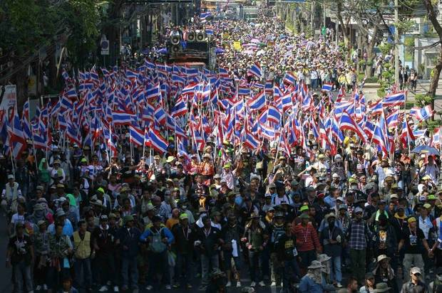 Bangkokprotests