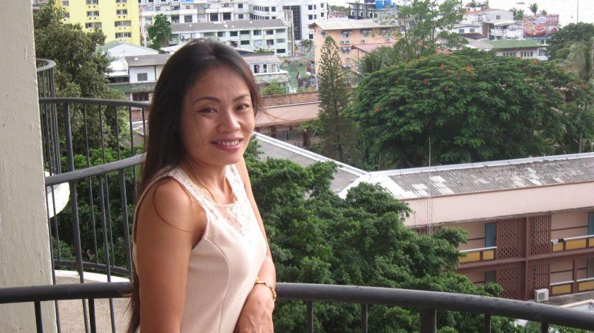On Montien Balcony