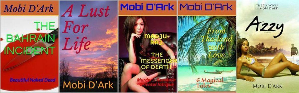 Mobi D'Ark: Author, Blogger & Freelance Writer