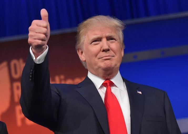 Donald J Trump – Cut Him Some Slack! – 21st January 2017